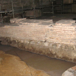 Roman Baths, Lower Thames Street