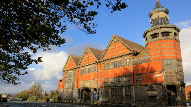The Jewel on the Hill – Everton Library