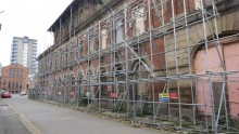 Timber survey at Collier St or Greengate Baths
